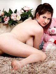 Playing Some Naughty Games Is Something That This Amazing Teen Doll Is Good At And She Goes All Out